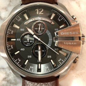 Diesel dz4290 EUC Chronograph Watch